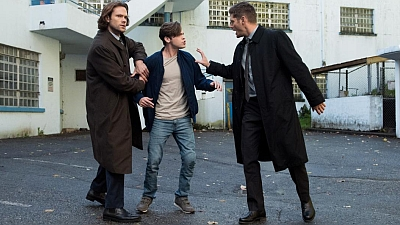 Supernatural 13x09 : The Bad Place- Seriesaddict